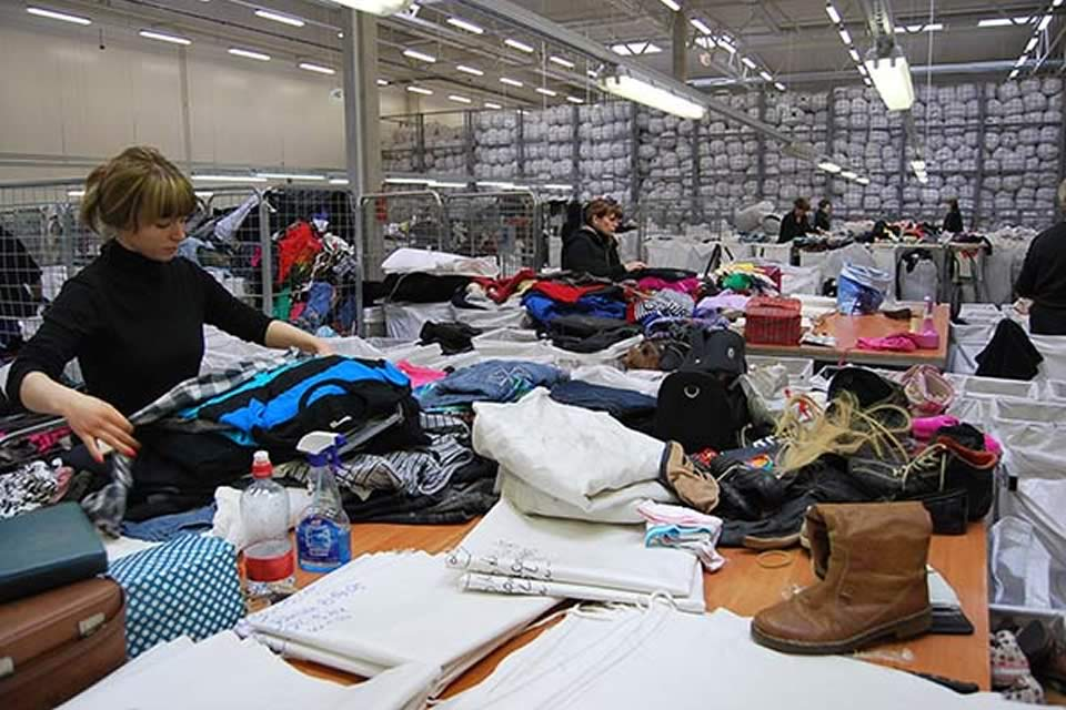 Op-Ed: Reuse is the antidote to our addiction to fast fashion