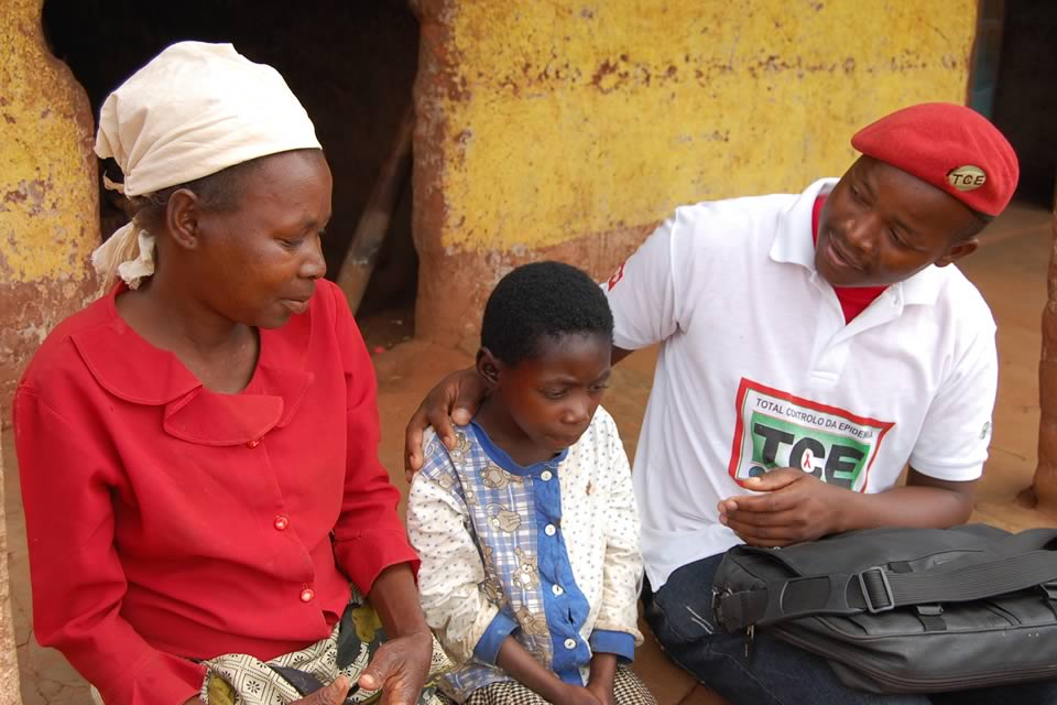 Battling HIV and AIDS through a community-led approach