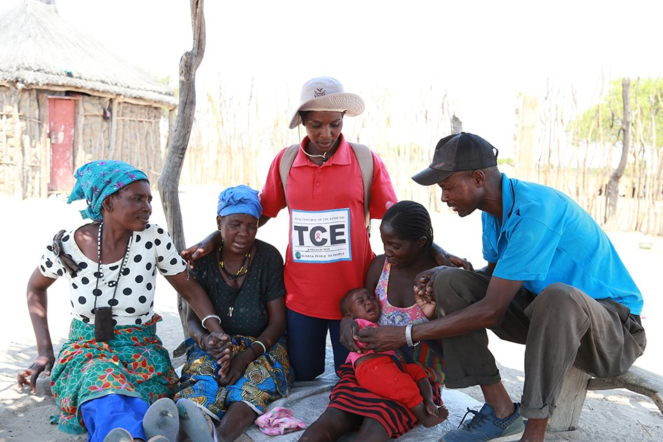DAPP Namibia Only the people can liberate themselves from HIV epidemic