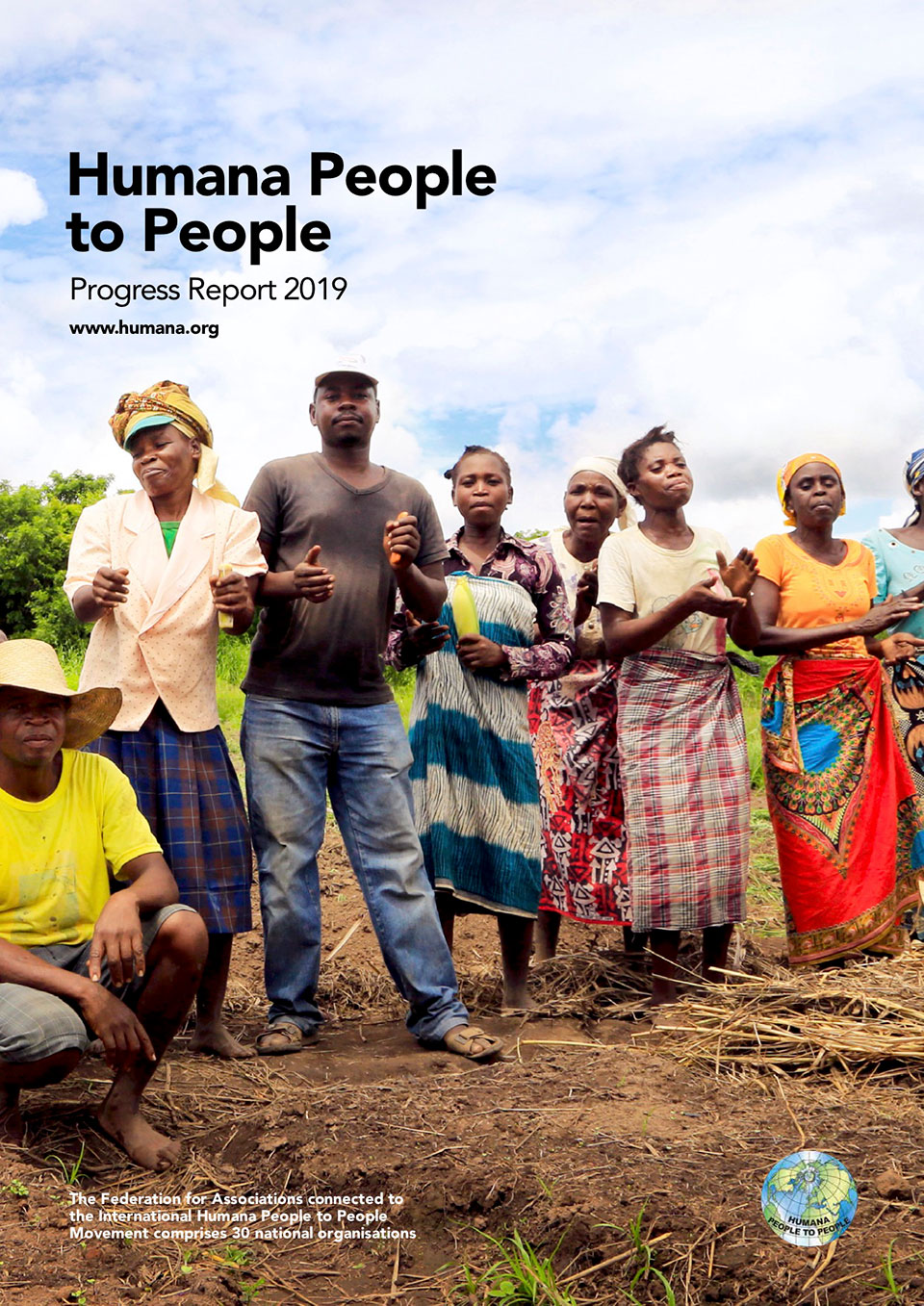 Launching the Humana People to People Progress Report 2019
