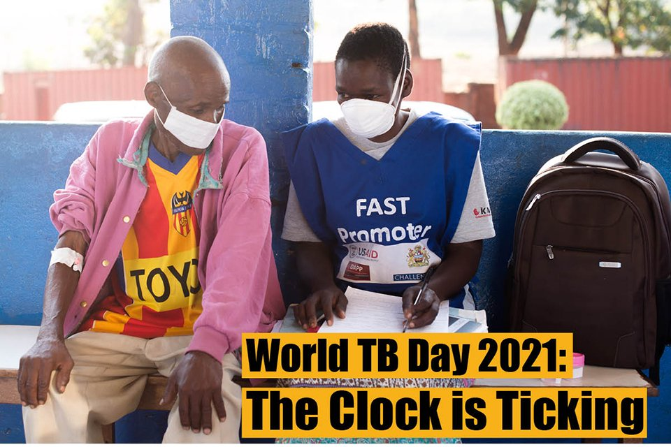 World TB Day 2021: The Clock is Ticking