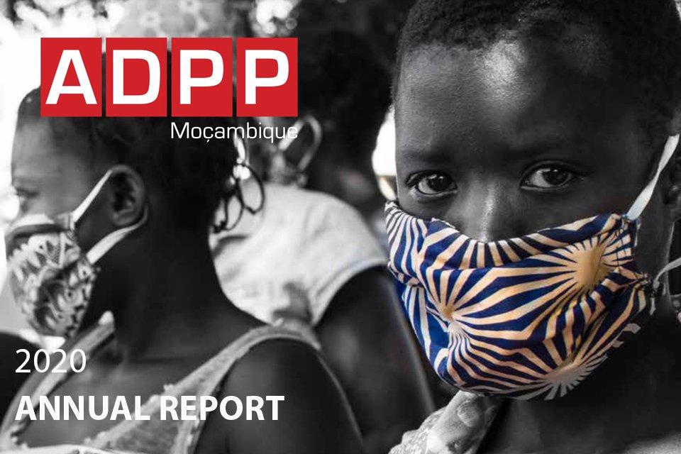 ADPP Mozambique's 2020 Report capture exciting impact