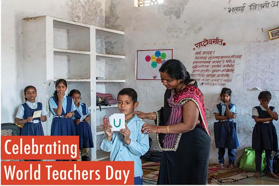 Commemorating World Teachers Day 2020