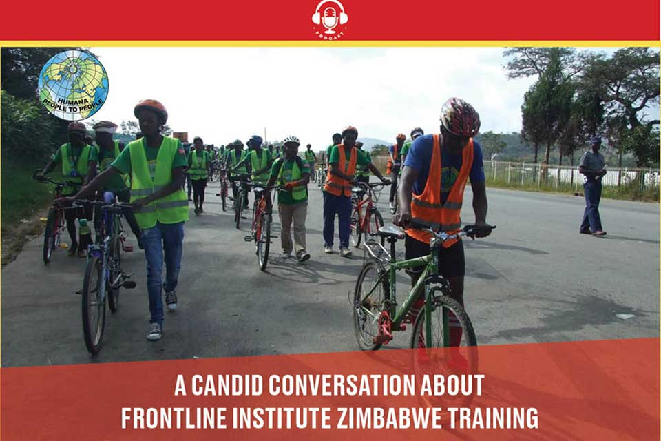 A candid conversation about Frontline Institute Zimbabwe Training