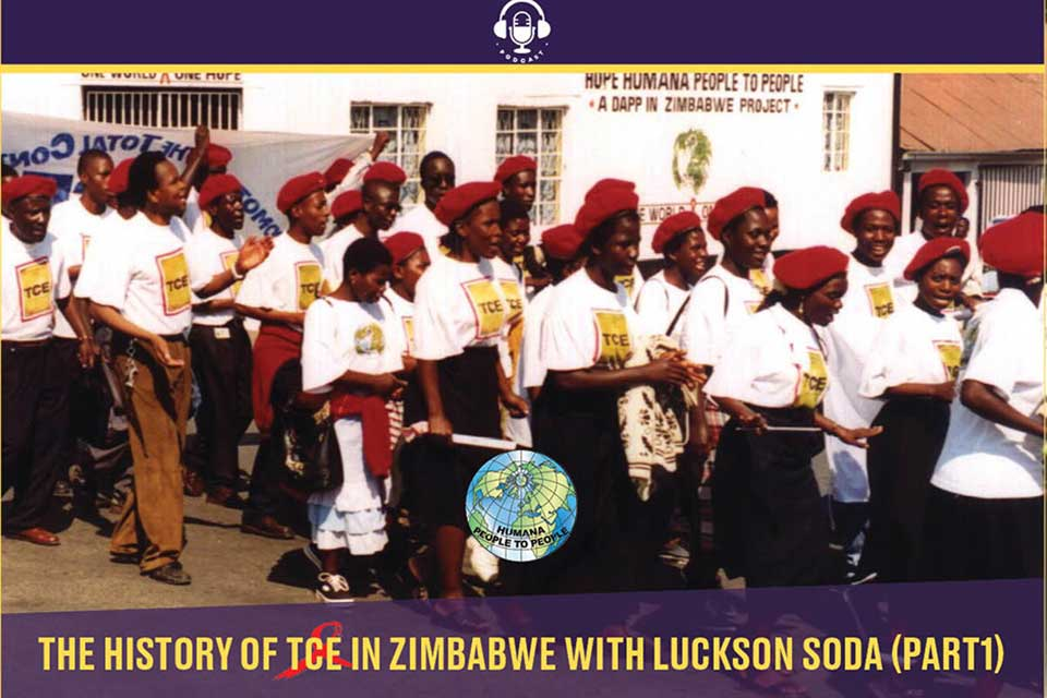 The History of TCE with Luckson Soda part 1