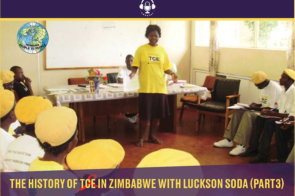 The History of TCE with Luckson Soda part 3