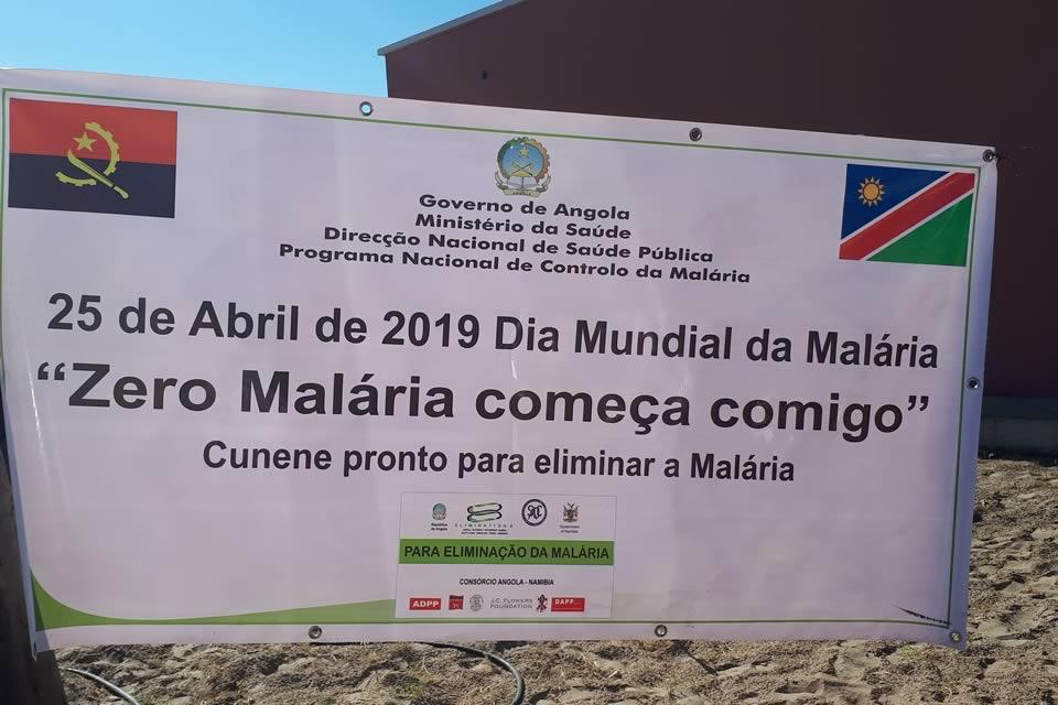 Toward Malaria Elimination in Angola and Namibia