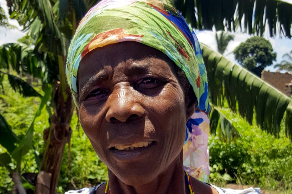 Horticulture is improving family nutrition in Angola