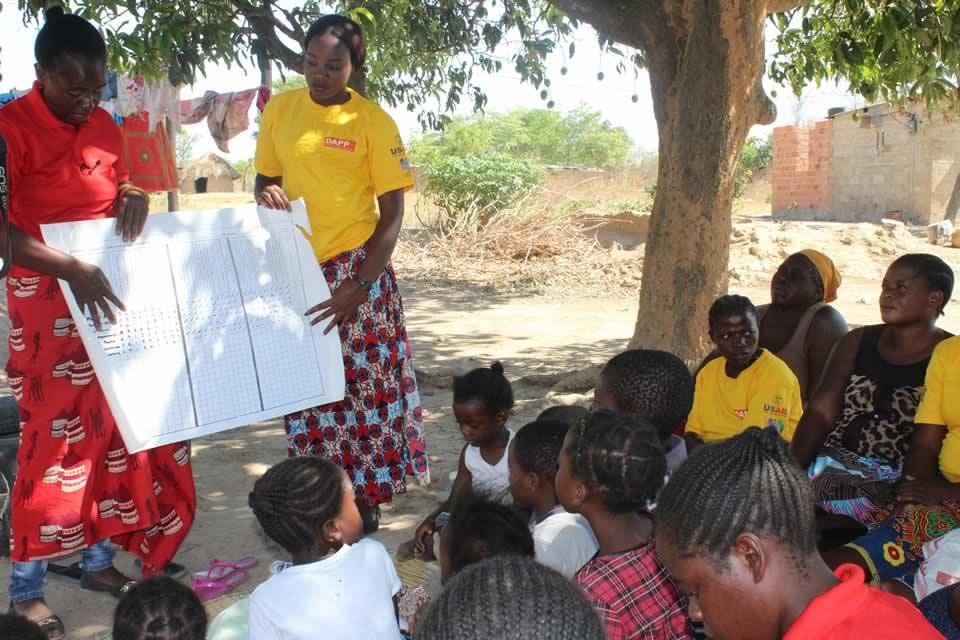 ZAMFAM strengthened Mary's family economy